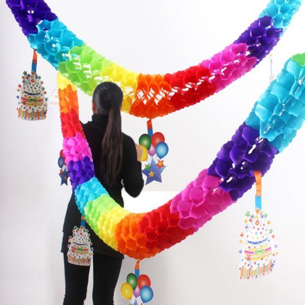Birthday Garland Decoration