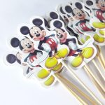 Cupcake Toppers-Mickey Mouse 1