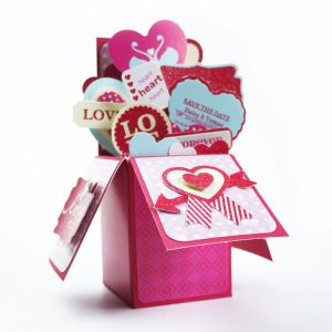 Card In A Box Kit Love