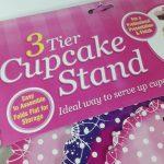 CupCake Stand – Pink 1