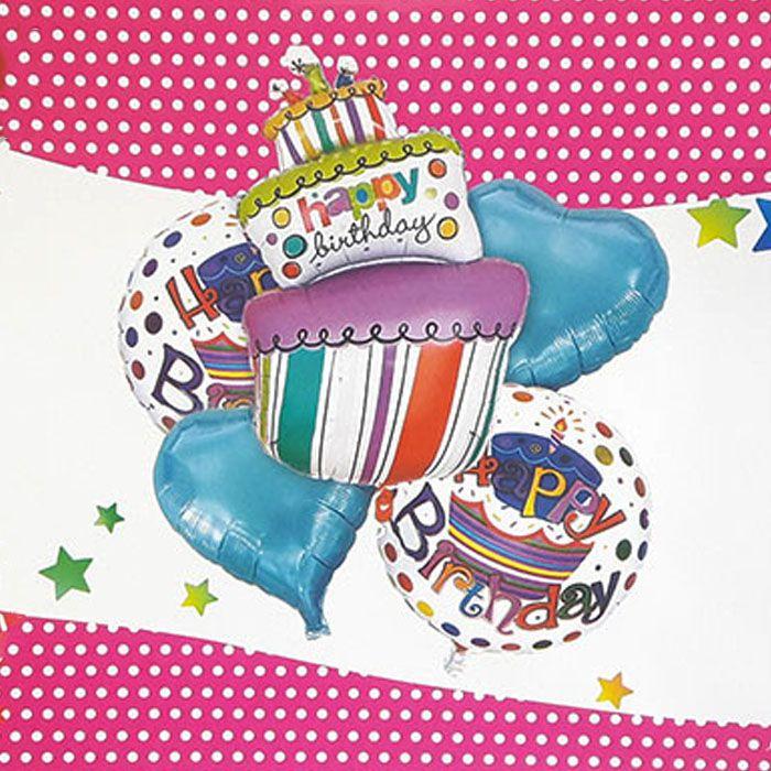balloon – cake 1