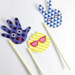 props – handface & sunglasses