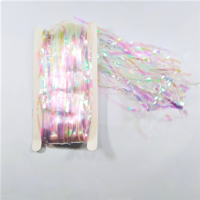 Fringe Backdrop Curtain Fluorescent White Birthday Party Decoration Birthday Party Themes