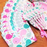 Theme box Whale Pink 5