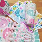 Theme box Whale Pink 7