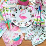 Theme box flamingo 8