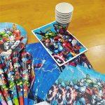 theme box avengers 3