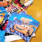 Theme box cars 8